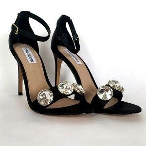 Steve Madden Fabulous Murt Embellished Heels 8